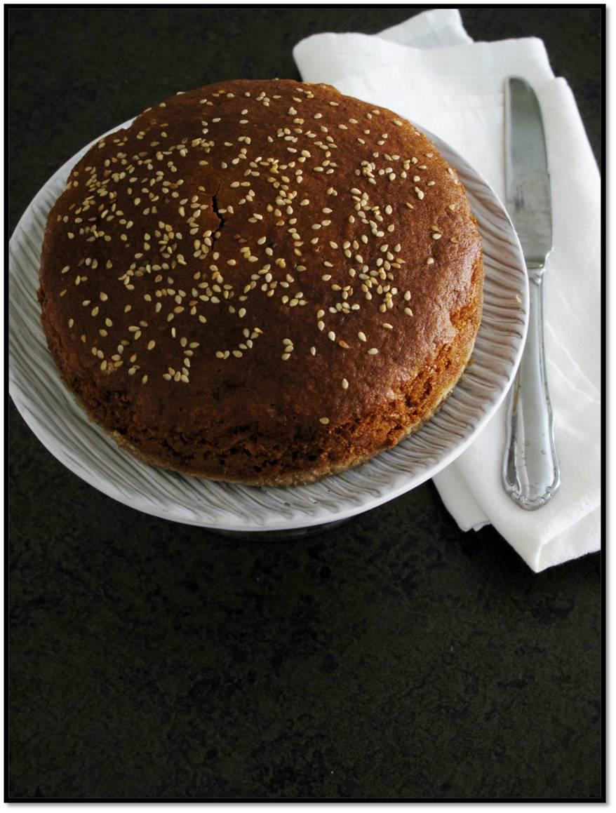 Armenian Nutmeg Cake for a Fabulous Spring Tea Party | Eggplant ...