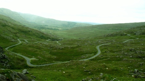 Healy Pass, County Kerry