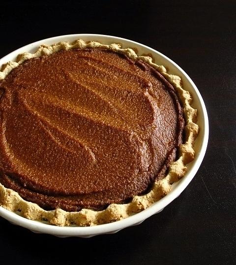 Pumpkin Pie + HolidayThoughts