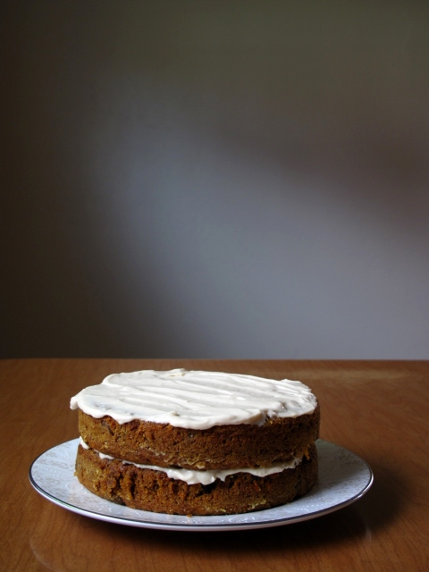 The Best (Humble) Carrot Cake