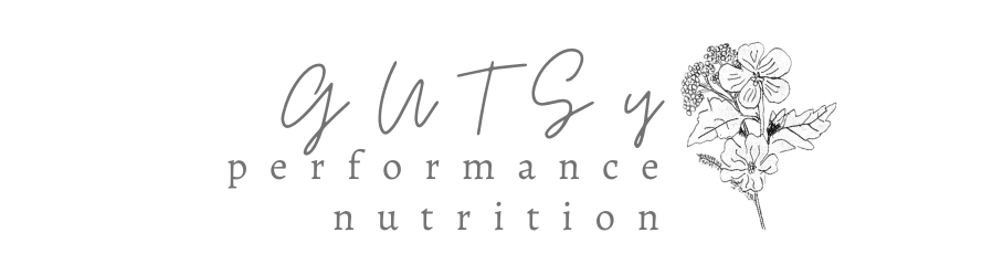 GUTSy Performance Nutrition